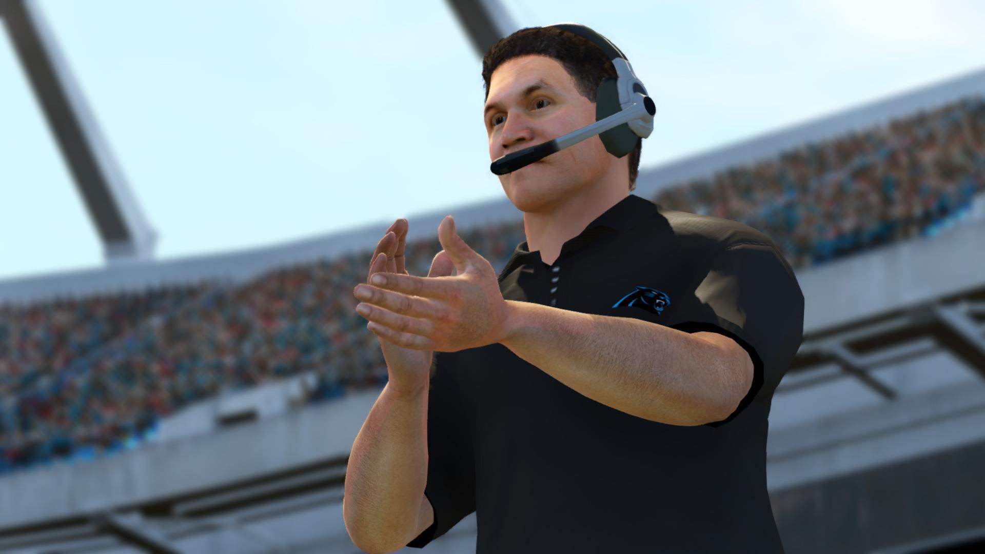 Ron Rivera Legacy Award in Madden NFL 25 (Xbox One)